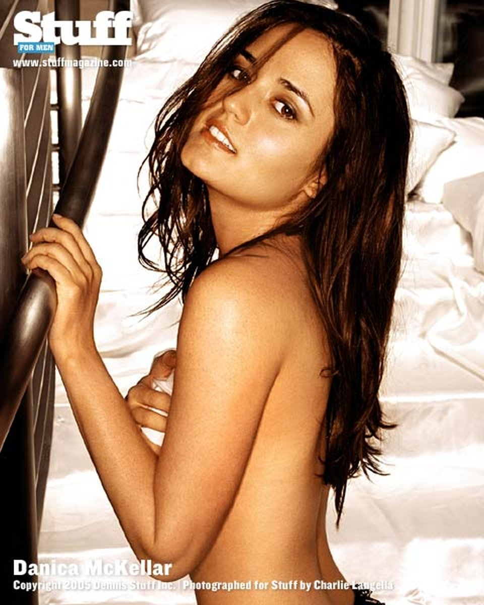 Danica mckellar nude pics