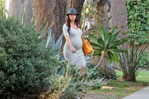 Jennifer Love Hewitt in Santa Monica 10/4/13