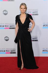 Jennifer Morrison American Music Awards (November 18, 2012)