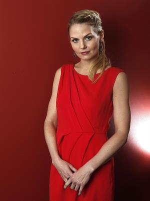 Jennifer Morrison Carlo Allegri portraits 2012