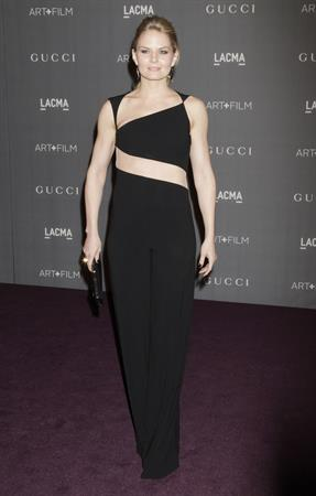 Jennifer Morrison 2012 LACMA Art Film Gala in Los Angeles - October 27, 2012