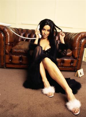 Jennifer Tilly - Piers Hammer Photoshoot 1998