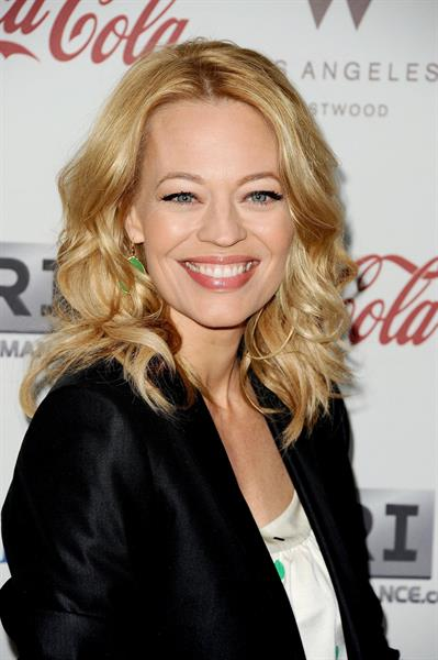 Jeri Ryan – The Gold Meets Golden Event in LA 1/12/13