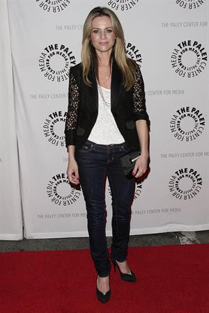 Jessalyn Gilsig at 27th Annual PaleyFest 'Glee' event 13/03/10