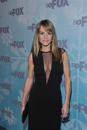 Jessalyn Gilsig - FOX Winter All Star Party FO Winter All Star Party at Villa Sorriso in Pasadena on January 11, 2011