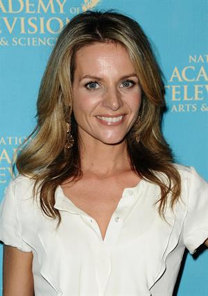 Jessalyn Gilsig at 36th Annual Daytime Creative Arts Emmy Awards (Aug 29, 2009)