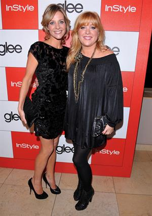 Jessalyn Gilsig at InStyle & 20th Century Fox's Party Celebrating Glee's 4 Golden Globe Nominations (Jan 9, 2010)