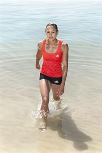Jessica Ennis Graham Hughes photoshoot for Adidas 2011