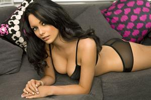 Jessica Jane Clement Ketchup Photoshoot