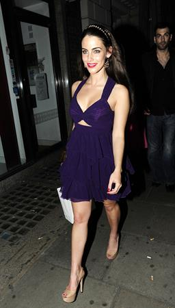 Jessica Lowndes Esquire June 2011 issue launch in London on May 5, 2011