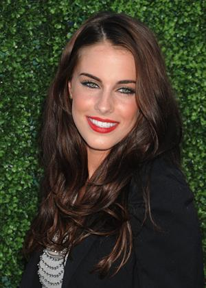 Jessica Lowndes CBS the CW and Showtime Summer Press Tour party on July 28, 2010