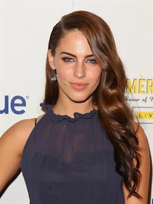 Jessica Lowndes 2nd annual Art Mere Art Pere night presented by Corzo Tequila on October 6, 2011