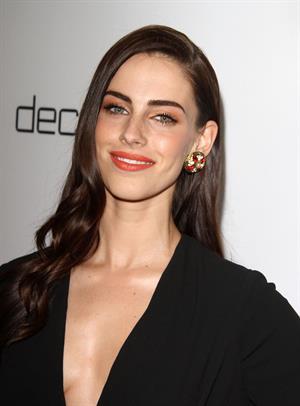 Jessica Lowndes Bravo's 'Dukes of Melrose' launch in LA 2/28/13