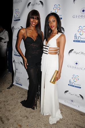 Jessica White 3rd Annual Angel Wings Benefit in New York City on August 27, 2012