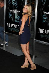 Julianna Guill - The Apparition Premiere at Grauman's Chinese Theatre in Los Angeles - August 23, 2012