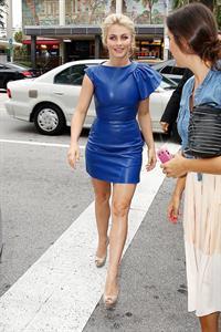 Julianne Hough - Rock of Ages premiere in Miami June 7, 2012