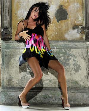 Julia Volkova, etatu novo Musik Video Photoshoot