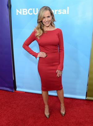 Julie Benz 2013 TCA Winter Press Tour - NBC Universal - Day 2 (Jan 7, 2013)
