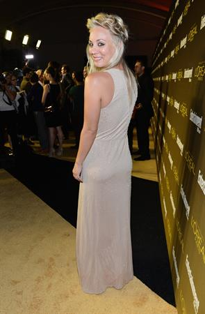Kaley Cuoco  Entertainment Weekly Pre-Emmy Party Presented By L'Oreal Paris in Hollywood - September 21, 2012