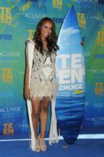 Katerina Graham 2011 Teen Choice Awards on August 7, 2011