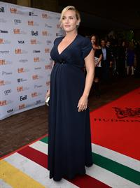 Kate Winslet  Labor Day  Premiere at Toronto International Film Festival on Sep. 7, 2013