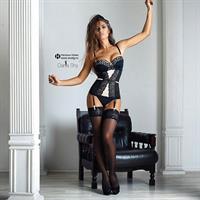 Daria Shy in lingerie