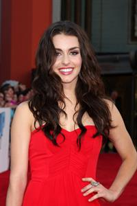 Kathryn McCormick - Step Up Revolution Premiere in Los Angeles (July 17, 2012)