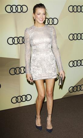 Katie Cassidy Audi Kicks Off Golden Globes Week 2013 (Jan 6, 2013)