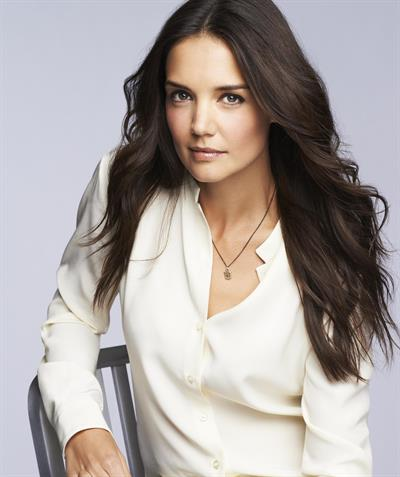 Katie Holmes: Bobbi Brown Photoshoot