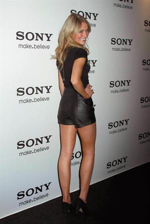 Katrina Bowden Sony and Google unveil the worlds first Internet Television at ESpace on October 12, 2010