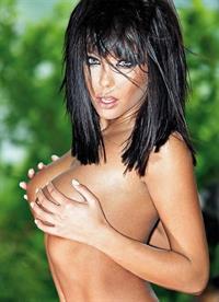 Nikoleta Lozanova - breasts