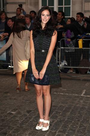Kaya Scodelario - Now Is Good UK Premiere in London - September 13, 2012