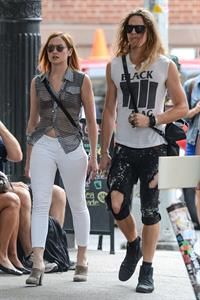 Kaylee DeFer - Shops in Nolita - August 21, 2012