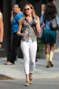 Kaylee DeFer - Shops in Nolita - August 21, 2012