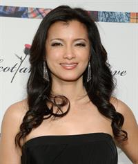 Kelly Hu 2013 From Scotland With Love Charity Fashion Show (April 8, 2013)