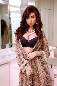 Shay Laren in lingerie