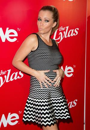 Kendra Wilkinson (WE TV's Celebration for The Premiere Of It's Newest Series  The LYLAS  (November 7, 2013)