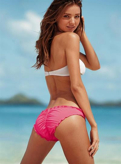 Miranda Kerr in a bikini - ass