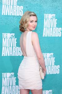 Kirsten Prout - MTV Movie Awards at Universal Studios, Arrivals - June 3, 2012