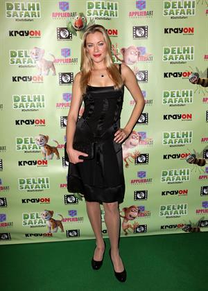 Kristanna Loken  Delhi Safari  - Los Angeles Premiere (Dec 3, 2012)