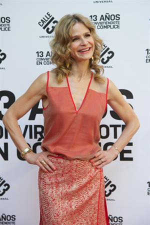 Kyra Sedgwick - The Closer - New Season Photocall in Madrid on September 12, 2012
