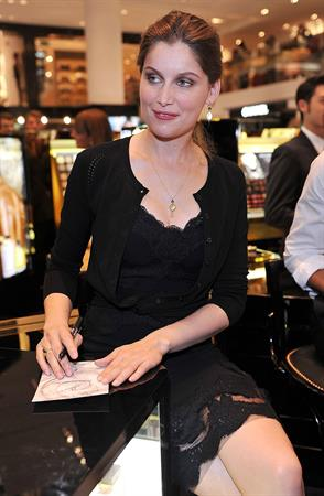 Laetitia Casta Dolce & Gabbana Perfume Launch - Milan Fashion Week Womenswear S/S 2013 (Sep 23, 2012)