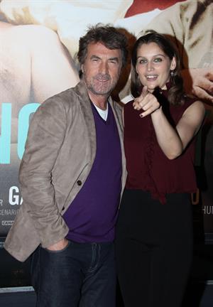 Laetitia Casta  Do Not Disturb  Paris Premiere (Sep 27, 2012)