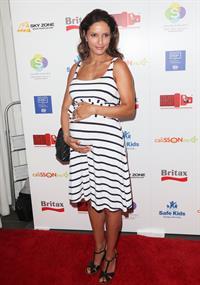 Leonor Varela The 2nd Annual Red CARpet Event (Sep 8, 2012)