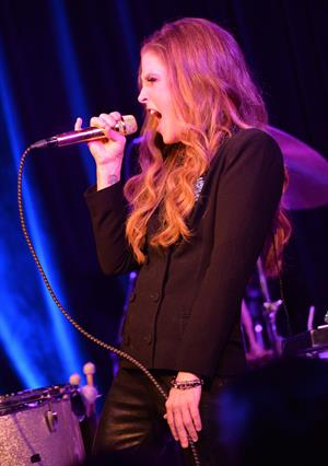 Lisa Marie Presley 14th Annual Americana Music Festival and Conference - Festival - Day 3