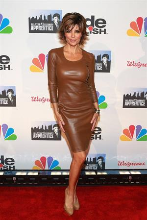 Lisa Rinna  All Star Celebrity Apprentice  Finale (May 19, 2013)