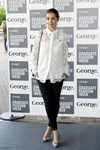 Louise Redknapp - Graduate Fashion Week 2012 Gala Show - Jun 13, 2012