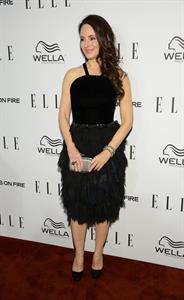 Madeleine Stowe ELLE's Women in Television Celebration West Hollywood, January 24, 2013