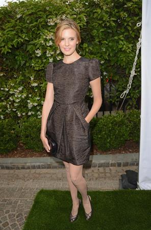 Maggie Grace - Attends the 16th Annual Global Green USA Millennium Awards, June 2, 2012