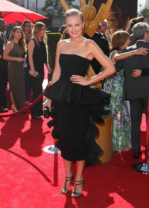 Malin Akerman Creative Arts Emmy Awards - Los Angeles, Sep. 15, 2013